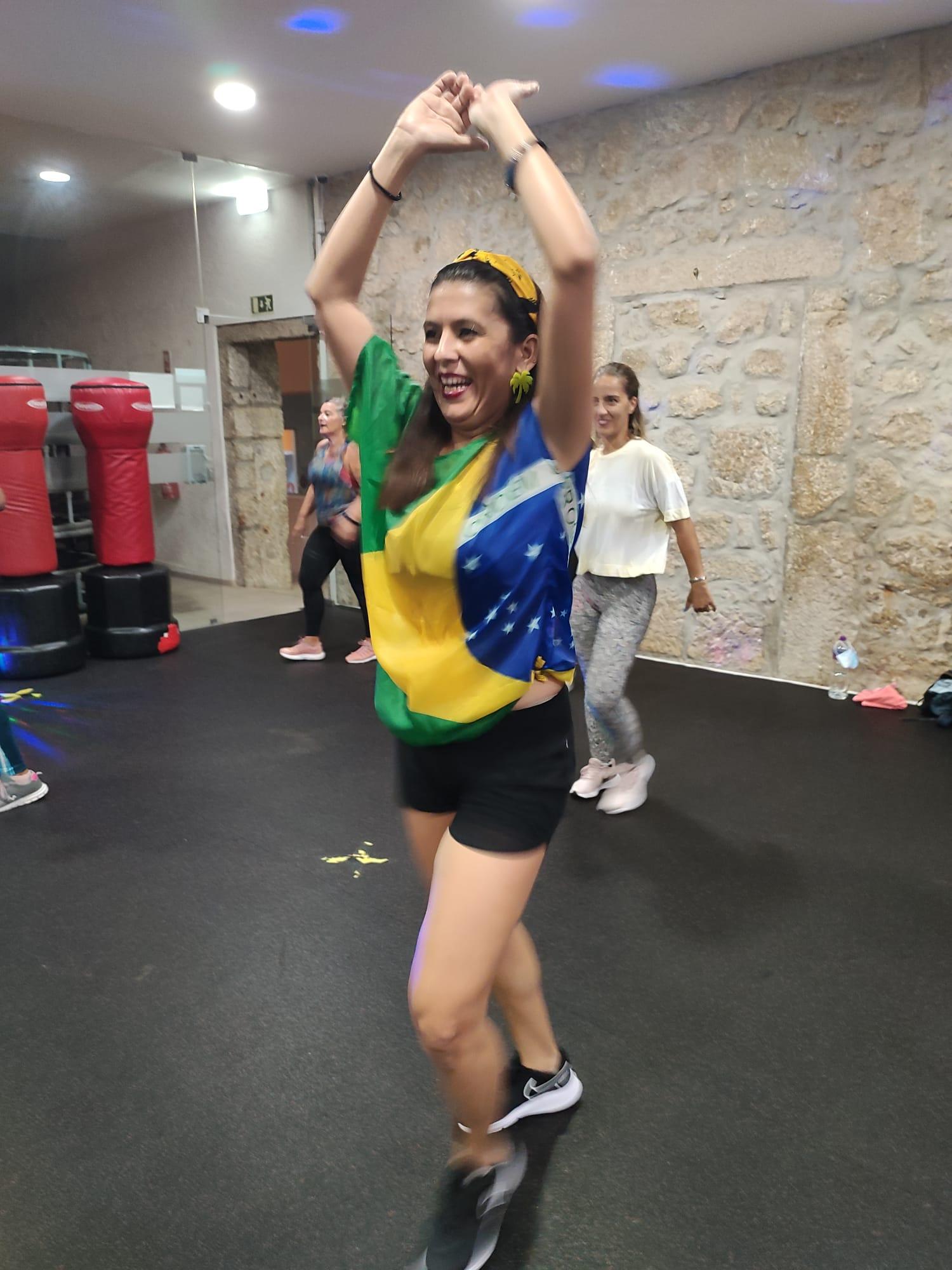Pâmela Müller - Samba