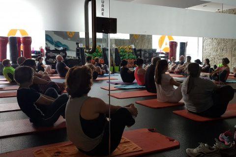 Yoga – Metitação/Relaxamento