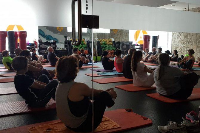Yoga – Meditação/Relaxamento